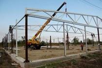 Восстановление геометрии металлоконструкций в Рязани и усиление зданий г.Рязань